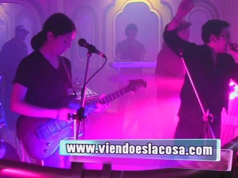 VIDEO: GRUPO TEKI-LA - Entrégame - En Vivo - WWW.VIENDOESLACOSA.COM - Cumbia 2014