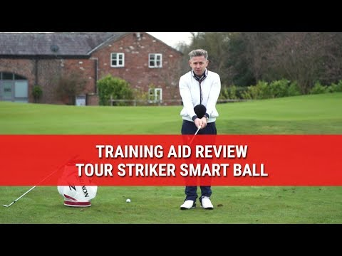 TOUR STRIKER SMART BALL – TRAINING AID REVIEW