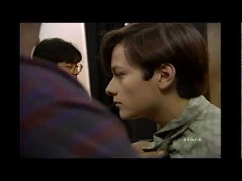 【EDWARD FURLONG】 Video1993 IN JAPAN➊*Hold on Tight