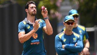 Langer confirms Australia XI, wants more top-order runs