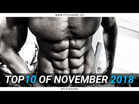 Top 10 Workout Songs 🔥 November 2018 | Gym Radio Session #121