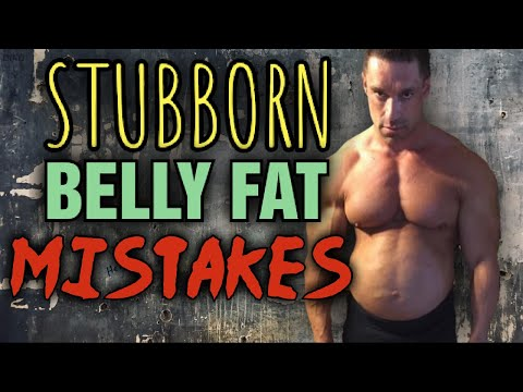 How To Lose Stubborn Belly Fat Myths & Misconceptions