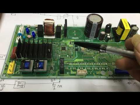 Sửa nguồn xung cần nắm những gì? Tặng bạn sơ đồ mạch nguồn máy inverter.