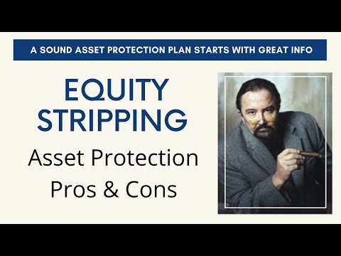 Series Pt 3 Equity Stripping | Asset Protection Training