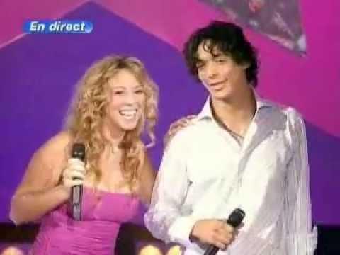 Mariah Carey Live Medley Star Academy 2002