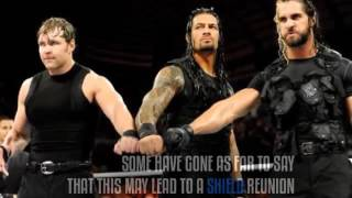 SabWap CoM WWE BREAKING NEWS THE SHIELD RETURNING AND TRIPLE H 39 S REASON TO ATTACK ROLLINS TRIPLE