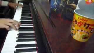 うみねこのなく頃にop  片翼の鳥 ピアノver