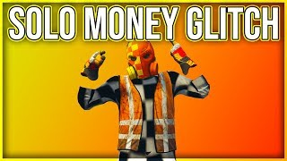 (PATCHED) SOLO MONEY GLITCH (XBOX1/PS4) GTA 5 ONLINE 1.46 UNLIMITED MONEY (XBOX 1 VERSION)