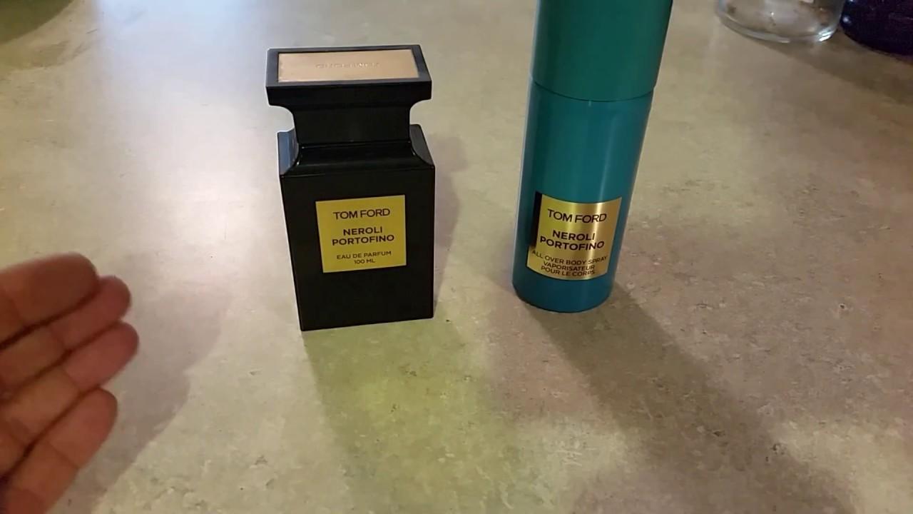 tom ford 305 neroli portofino eau de parfum vs 67 neroli. Black Bedroom Furniture Sets. Home Design Ideas