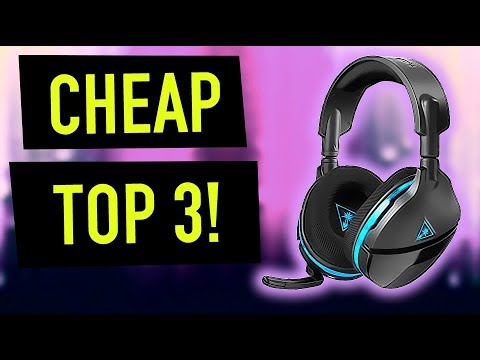 The Best PS4 Headsets 2018