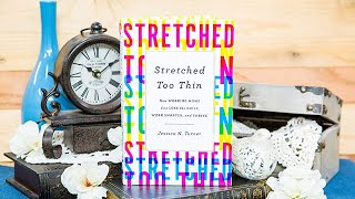 Stretched Too Thin author Jessica N. Turner visits - Home & Family