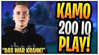 Ghost Kamo 200 IQ PLAY? | Lama aus 1655 Meter entdeckt! | Fortnite Highlights Deutsch