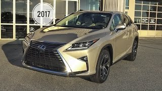 Lexus RX350 Luxury Package Review In Depth Tutorial
