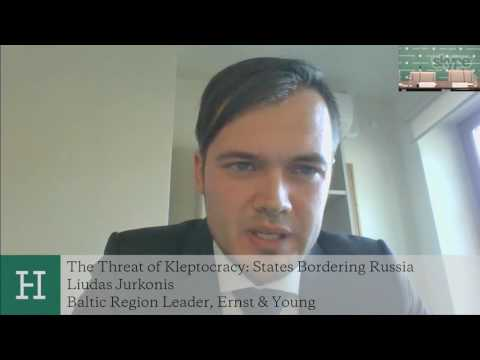 The Threat of Kleptocracy: States Bordering the Russian Federation