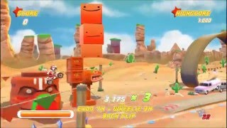 Joe Danger Gameplay (PC HD)