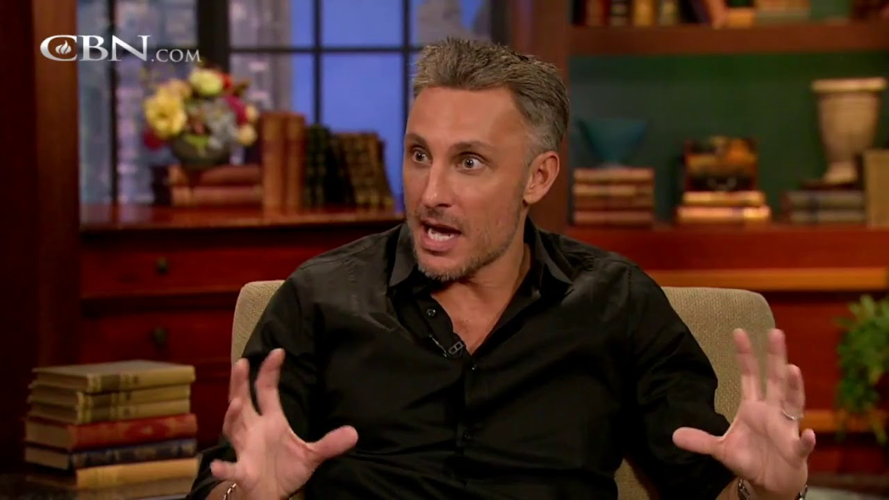 Tullian Tchividjian: Reveals the Heart of Christianity - YouTube