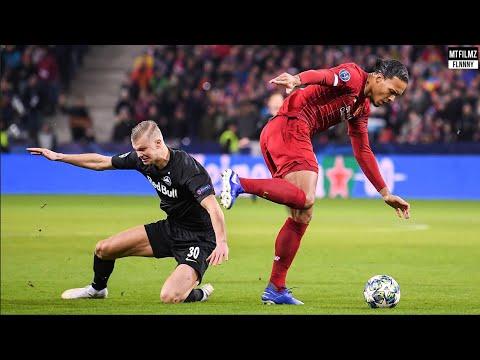 Netherlands Captain Virgil Van Dijk Says Nations League