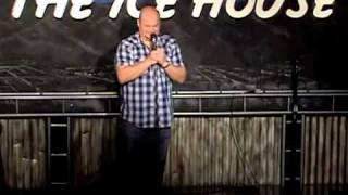 Ice House Comedy Club Jan. 2012