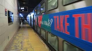 NJ transit Secaucus Junction ニュージャージートランジット セサーカス駅