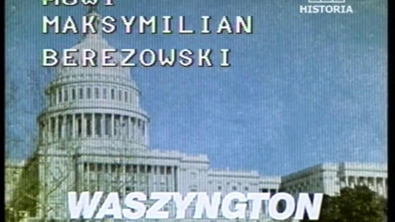 21.09.1984 Polska to dumny kraj – upomina USA
