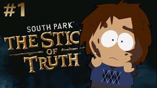 THROWING SHIT AT YOUR ENEMIES - South Park: Stick of Truth - Part 1