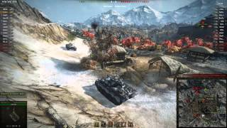 World of Tanks 9.5: Panther mit 8.8 cm L/71 Overview + Close Win