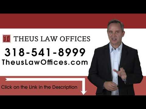 Estate Planning Attorney - Alexandria LA - 318-541-8999 Theus Law Offices