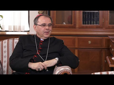 Vjera I Nada Mons Ivan Miklenic Kardinal Franjo Kuharic Youtube