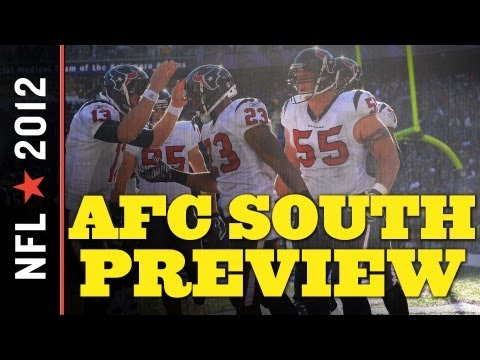 AFC South Preview: Houston Texans Heavy Favorites to Repeat in Division