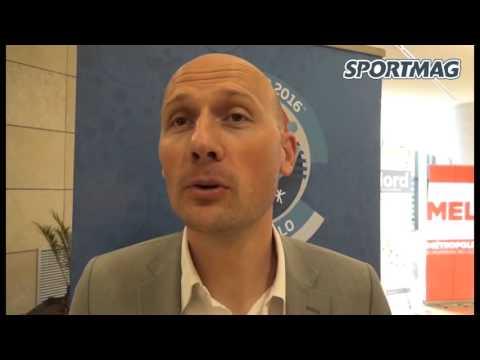 Euro Foot jeunes : Interview d'Antony Gautier