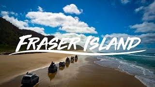 FRASER ISLAND 4WD Tour - Travelling Australia