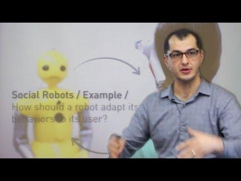 RI Seminar: Bilge Mutlu : Human-Centered Methods for Designing Robotic Products