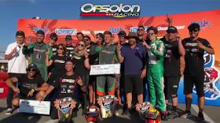 Orsolon Racing at Hard Rock Stadium, Miami, FL February 2019