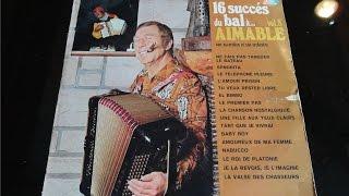 L'Amour Prison (Jacques Dutronc) – Par Aimable, son accordéon et son ochestre
