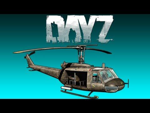 DayZ Mod - ArmA 2 - Pegando um Helicóptero ! (PT6)