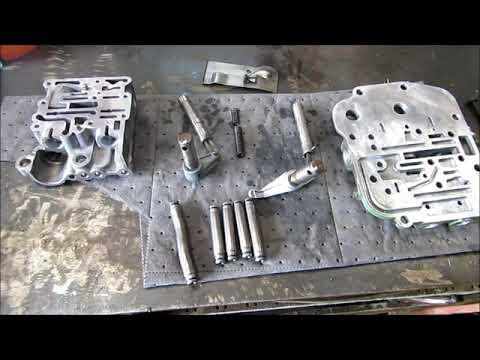JD 4630/4430 PTO valve body repair