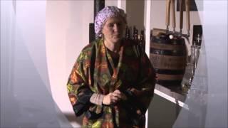 Alexandra Stiglmeier: Gradraus – Leni in der Sauna