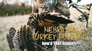 Nebraska Spring Turkey Hunting