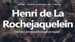 Henri de La Rochejaquelein : vie héroïque d'un chef vendéen [Armand Bérart]