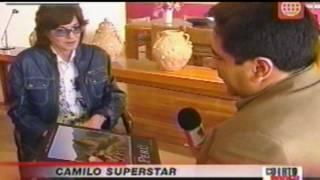 Reportaje de CAMILO SESTO para la televi...