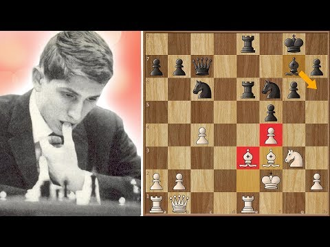 A Queen for a King – One of my Favorite Bobby Fischer Games