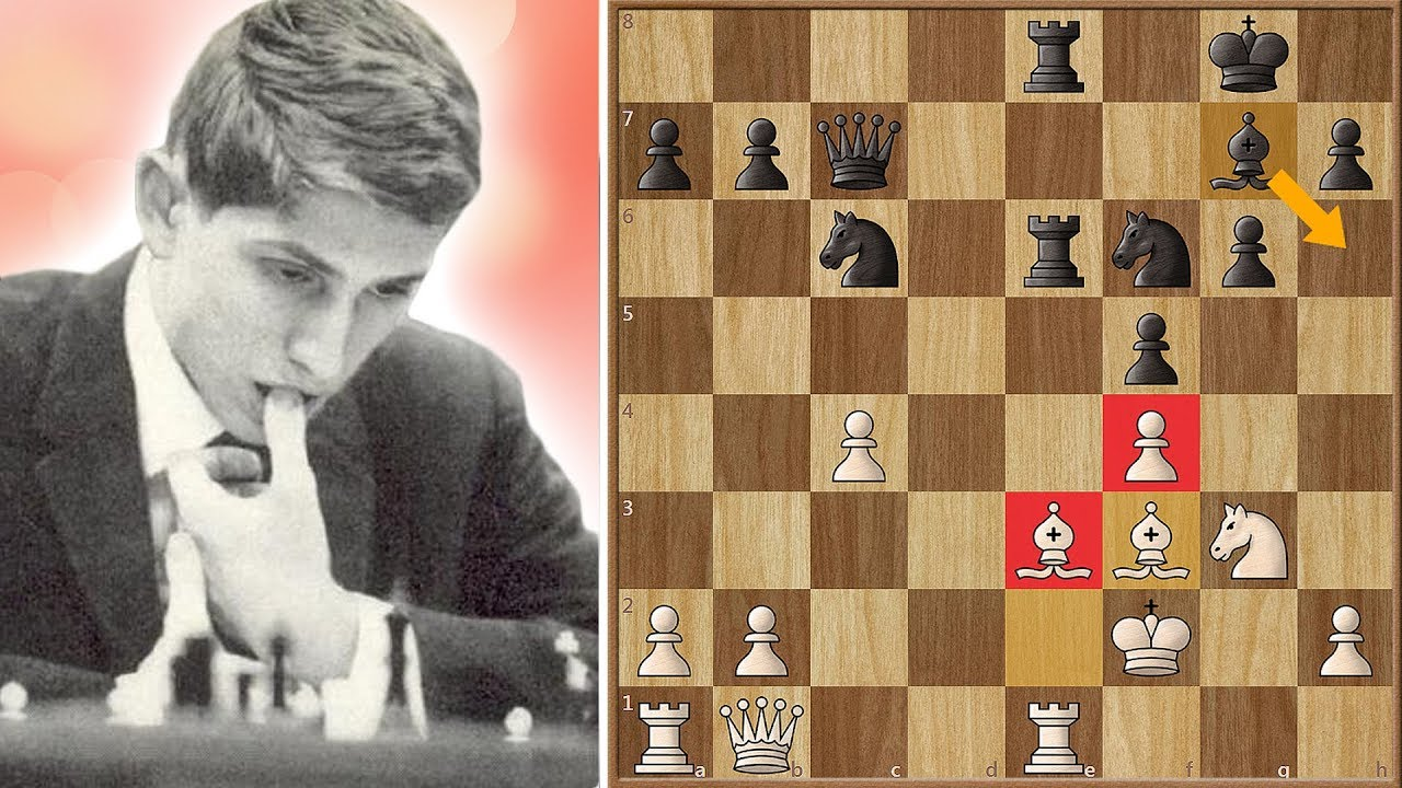 Download A Queen for a King - One of my Favorite Bobby Fischer Games