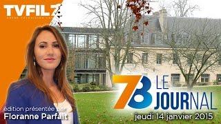 7/8 Le journal – Edition du jeudi 14 janvier 2016