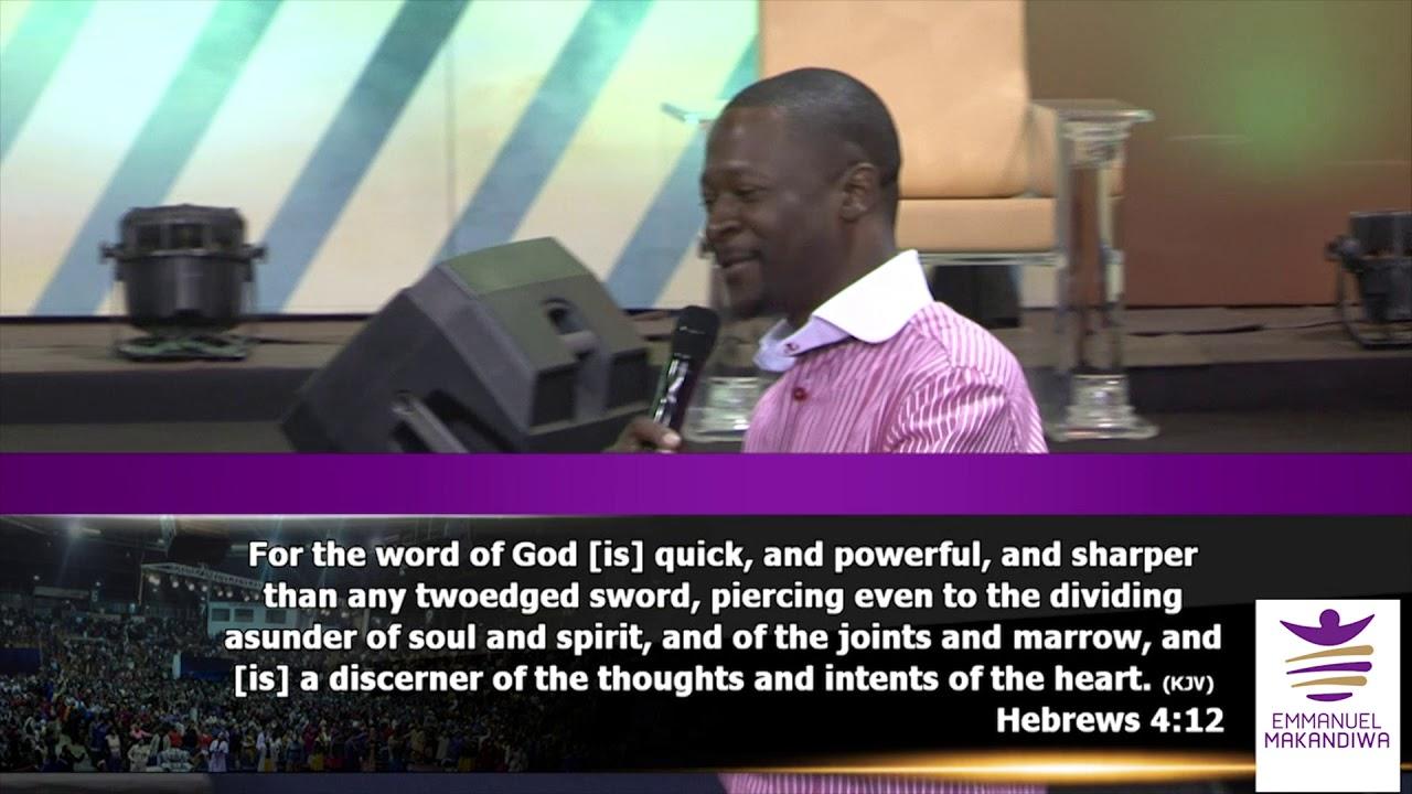 Emmanuel Makandiwa on The Power of the Spoken Word of God
