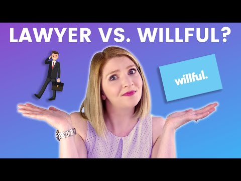 How To Make A Will In Canada: Willful Vs. Lawyer Comparison