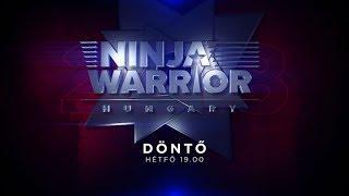 Ninja Warrior 2018: Döntő - Hétfő este 19.00-kor a TV2-n!