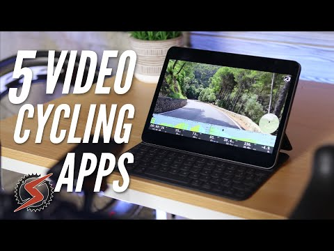 Top 5 Virtual Video Indoor Cycling Apps In 2020