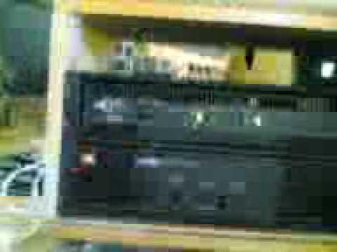 St Phils sound system basic setup