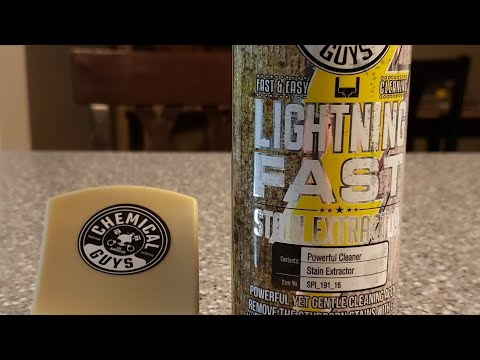 Chemical Guys Lightning Fast Review