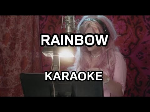 Kesha - Rainbow [karaoke/instrumental] - Polinstrumentalista